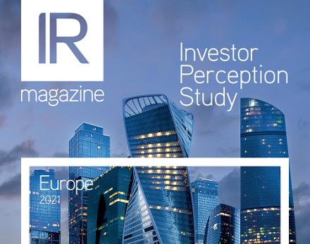 Investor Perception Study – Europe 2021