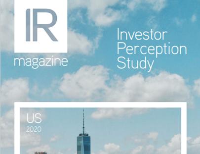Investor Perception Study – US 2020