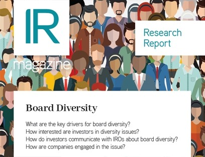 Board Diversity report