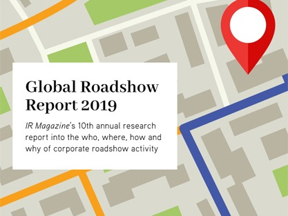 Global Roadshow Report 2019