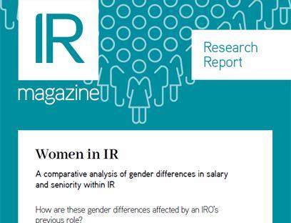 Women in IR