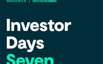 Investor days - Seven keys to success