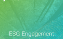 ESG engagement: The state of the market
