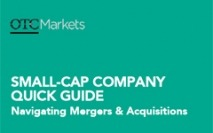 Small-cap company guide - Navigating mergers & acquisitions