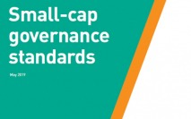 Small-cap governance standards