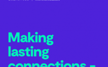 Making lasting connections - virtual investor days