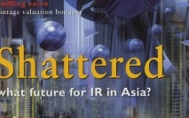 A look back to March 1998: Shattered – What future for IR in Asia?