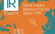 Global Investor Relations Practice Report 2019 – full report available now
