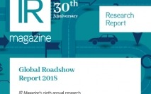Global Roadshow Report 2018 now available