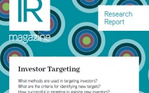 Investor Targeting report now available