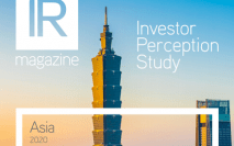 Investor Perception Study – Asia 2020 – available now