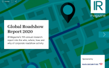 Global Roadshow Report 2020 now available