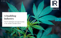 IR at cannabis companies: A budding industry
