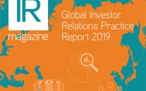 Global Investor Relations Practice Report 2019 – Global Overview available now