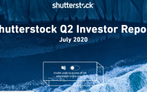 The story behind Shutterstock's innovative new IR microsite