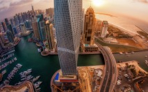 Dubai's stock market has success on the road