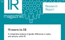 Women in IR report now available