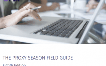 Proxy season field guide